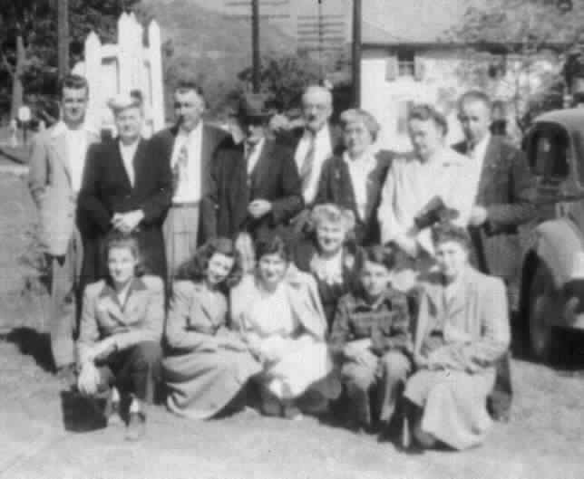Petersburgh Gathering -1946